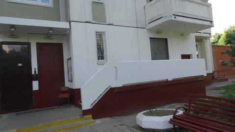 Двухкомнатная Квартира Москва, улица Введенскоо, д.26, ЮЗАО - . - Фото 2