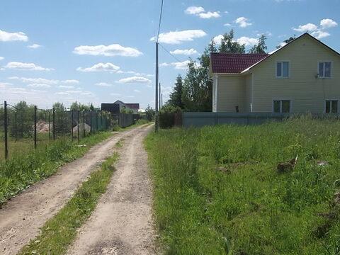 Продается земельный участок 8 соток в СНТ рядом с городом Белоусово - Фото 1