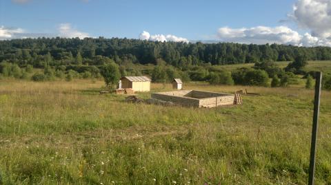 Земельный участок в экологичекси чистом месте Смоленского района - Фото 1