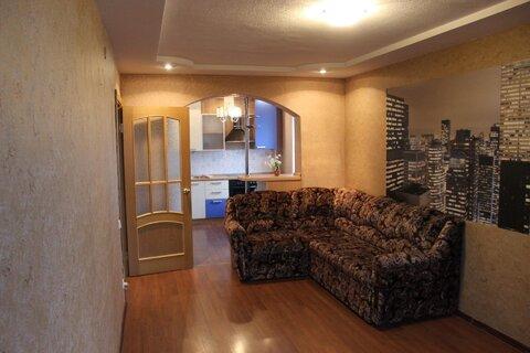 2-к квартира в центре. На любой срок, Аренда квартир в Сыктывкаре, ID объекта - 312019422 - Фото 1
