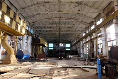 Производственно-складское здание 3134 кв.м. - Фото 1
