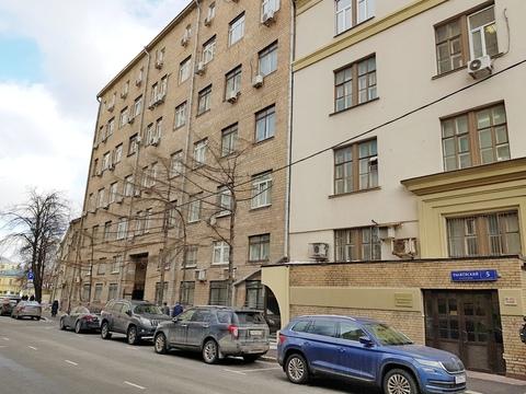 Продается Нежилое помещение. , Москва г, Пыжевский переулок 5с1 - Фото 1