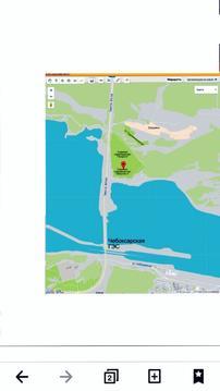 Земельный участок на берегу р.Волги СНТ Энергия-2(после гэс направо) - Фото 1