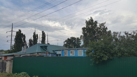 Часть дома по ул.Ломоносова д.22 - Фото 1