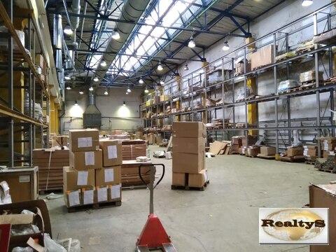 Аренда склада площадью 3000м2 - Фото 1