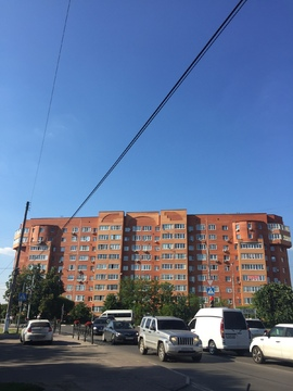 Сдача г.Домодедово, на 4эт/10 эт. кирпичного дома, 45м2. - Фото 1