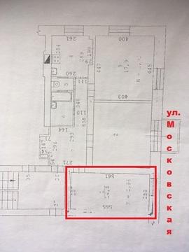 Продам комнату в трешке на Московской ,68 - Фото 5
