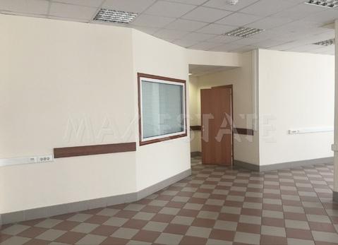 Офис 192м2 м. Парк культуры, ул. Россолимо д.17с3 - Фото 4