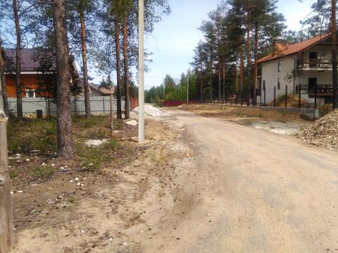 Судогодский р-он, Улыбышево п, земля на продажу - Фото 3