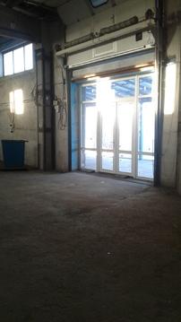 Сдаётся отапливаемое складское помещение 360 м2 - Фото 5