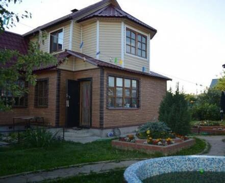 Добротный дом в Машково. - Фото 1