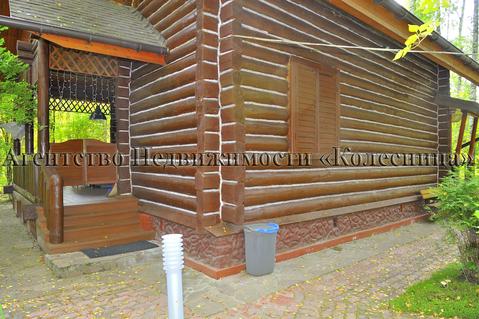 Глашино, 75 км от МКАД. Жилой дом с отдельн-щей баней, на лесном уч-ке - Фото 4