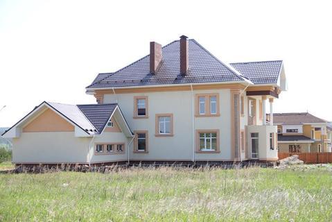 Продажа дома 414 м2 в коттеджном поселке кп Николин Ключ с. Кашино - Фото 1