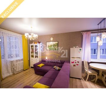 Продается 1-комнатная квартира по адресу: ул. Скочилова, д. 21 - Фото 4