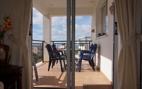 Прекрасная 3-спальная Квартира с хорошим видом в пригороде Пафоса - Фото 4