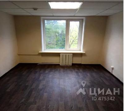 Офис в Москва Черноморский бул, 17к1 (10.2 м) - Фото 2