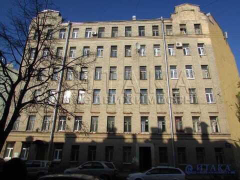 Продажа комнаты, м. Площадь Восстания, 8-я Советская ул - Фото 1