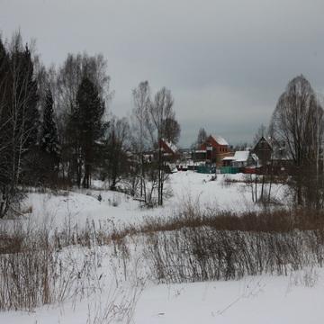 12 соток в д. Барыбино Домодедовского района - Фото 4