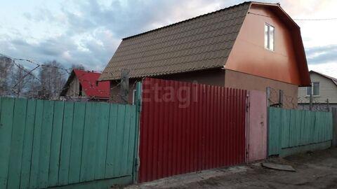 Продам 2-этажн. дачу 100 кв.м. Ялуторовский тракт - Фото 1