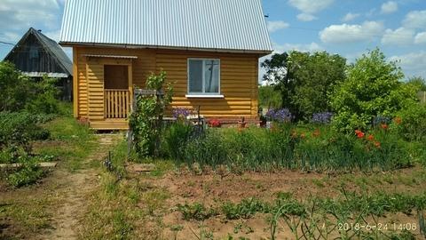 Продается садоогород в СНТ «Сталевар». 18 км от города - Фото 1