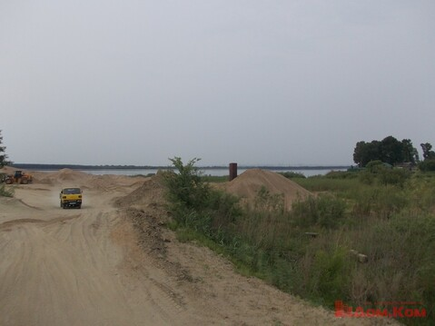 Продается часть берега р. Амур, пром. назначения, склад песка. - Фото 4