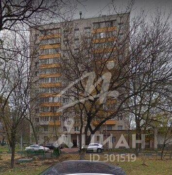 2-к кв. Москва ул. Василисы Кожиной, 12 (37.7 м) - Фото 1