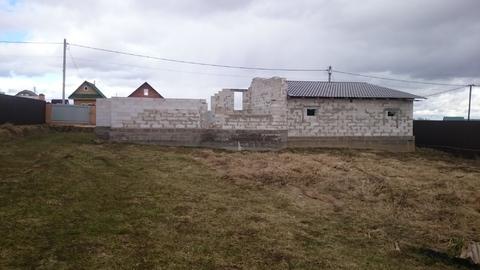 Продам недостроеный дом и гостевой домик - Фото 3