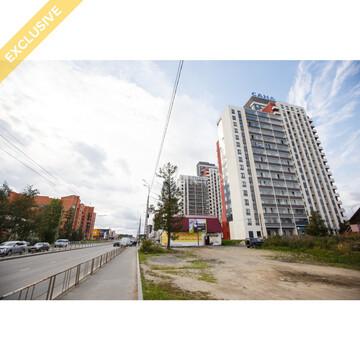 Продажа пентхауса на 21/21 этаже на ул. Чапаева, д. 40а - Фото 2