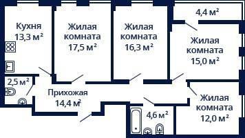ЖК «Планетарий», Нижний Новгород, Нижний Новгород, Коминтерна ул, .