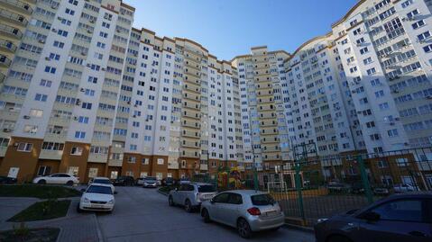 Купить квартиру в Новороссийске, монолитный дом, Южный район. - Фото 2