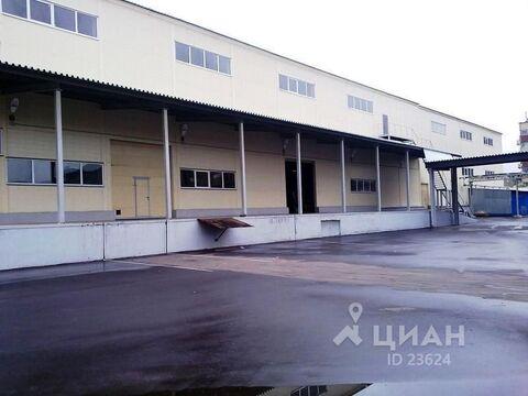 Аренда производственного помещения, Электросталь, Строительный пер. - Фото 1