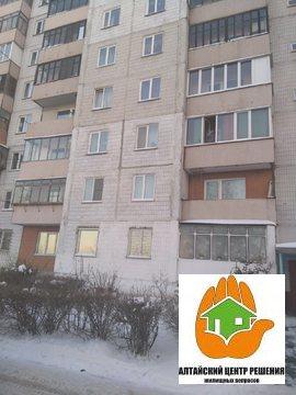 Однокомнатная квартира Павловский тракт 215 - Фото 1