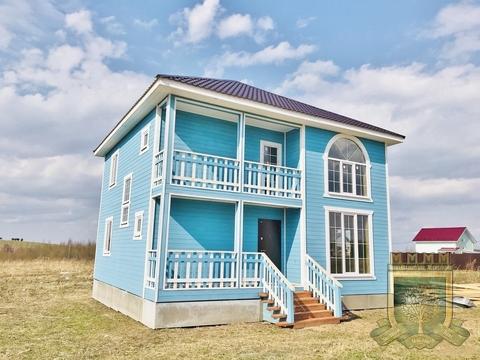 Новый дом 162 м2 в 120 км от МКАД по Ярославскому шоссе - Фото 1