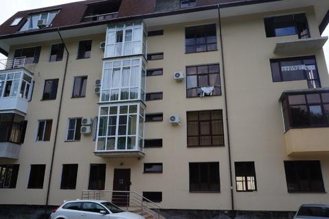 Двухкомнатная квартира 63кв.м с видом на море район Фабрициуса - Фото 5