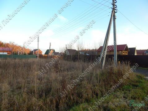Волоколамское ш. 26 км от МКАД, Нефедьево, Участок 6 сот. - Фото 3
