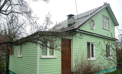 Продается дом 50м2/6с в СНТ Раздолье рядом рп Малино, г/о Ступино - Фото 3