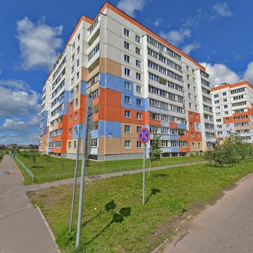 Продажа 1 к. кв. в Великом Новгороде, улица Коровникова, дом 14 - Фото 1