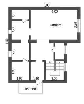 Продам 2-этажн. дом 112 кв.м. Ирбитский тракт - Фото 5