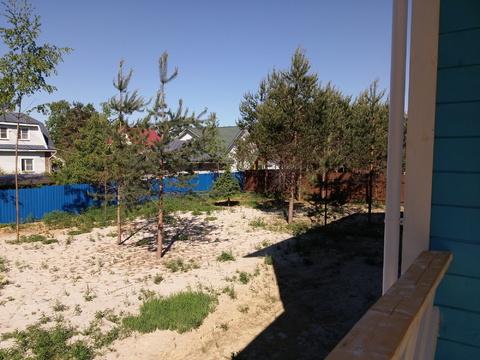 Продается дом 130 кв.м. на уч 8 сот в п Агалатово СНТ Пальмира - Фото 4
