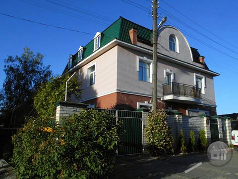 Продается коттедж с земельным участком, ул. 2-ая Офицерская - Фото 1