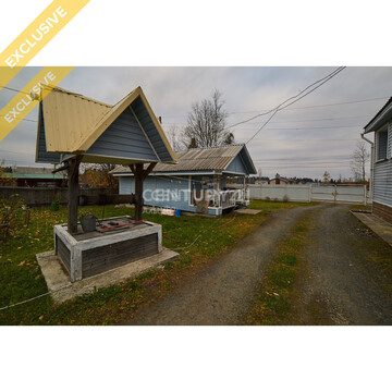 Продажа дома 165 м кв. на участке 21 соток в п. Новая Вилга - Фото 2