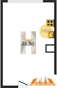 Продажа квартиры, Нижняя Красносельская улица 35 ЖК loftec - Фото 2