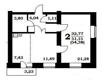 2-х комнатная квартира в новом доме на Благоева 21. Бизнес класс! - Фото 2
