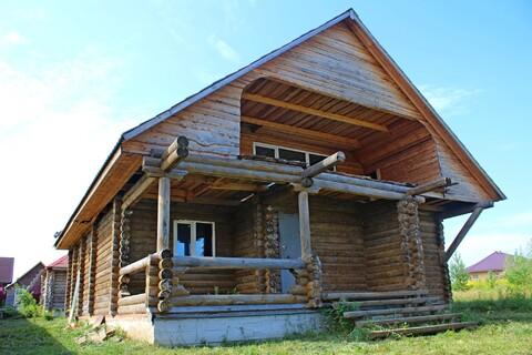Дом 100 кв.м. д. Старомихайловское. Продажа - Фото 1
