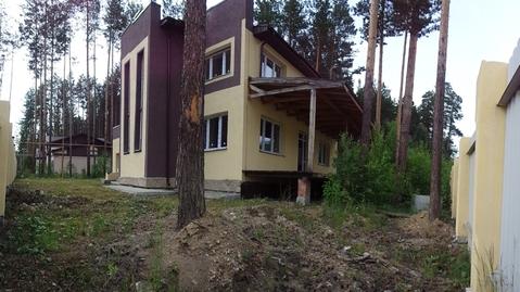 Сысерть, кп Европа, новый кирпичный дом 271 кв.м. + 20 соток с лесом - Фото 3