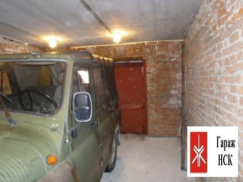 Продам капитальный гараж в ГСК Спутник №430. Академгородок, Щ, за умтс - Фото 1
