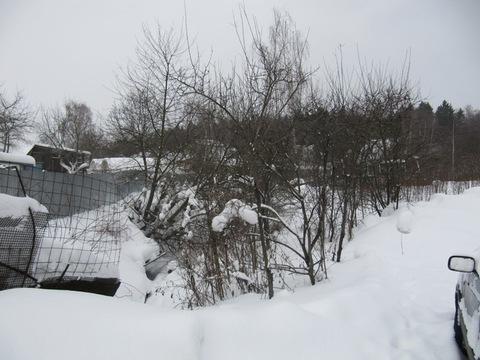 Продается участок 12 соток в черте города Щелково СНТ Горняк-2 - Фото 2