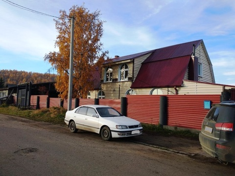 Продам дом в д. Столбова - Фото 1