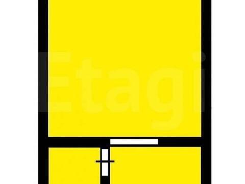 Продажа однокомнатной квартиры на Московском проспекте, 23 в Кемерово, Купить квартиру в Кемерово по недорогой цене, ID объекта - 319828847 - Фото 1