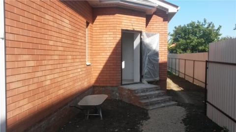 Готовый дом 120 кв.м на 5 сотках в прикубанском районе - Фото 3